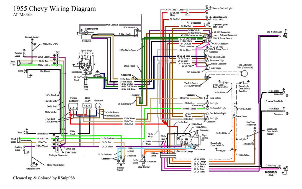 Wiring Diagram For 56 Ignition Switch  U2013 Database