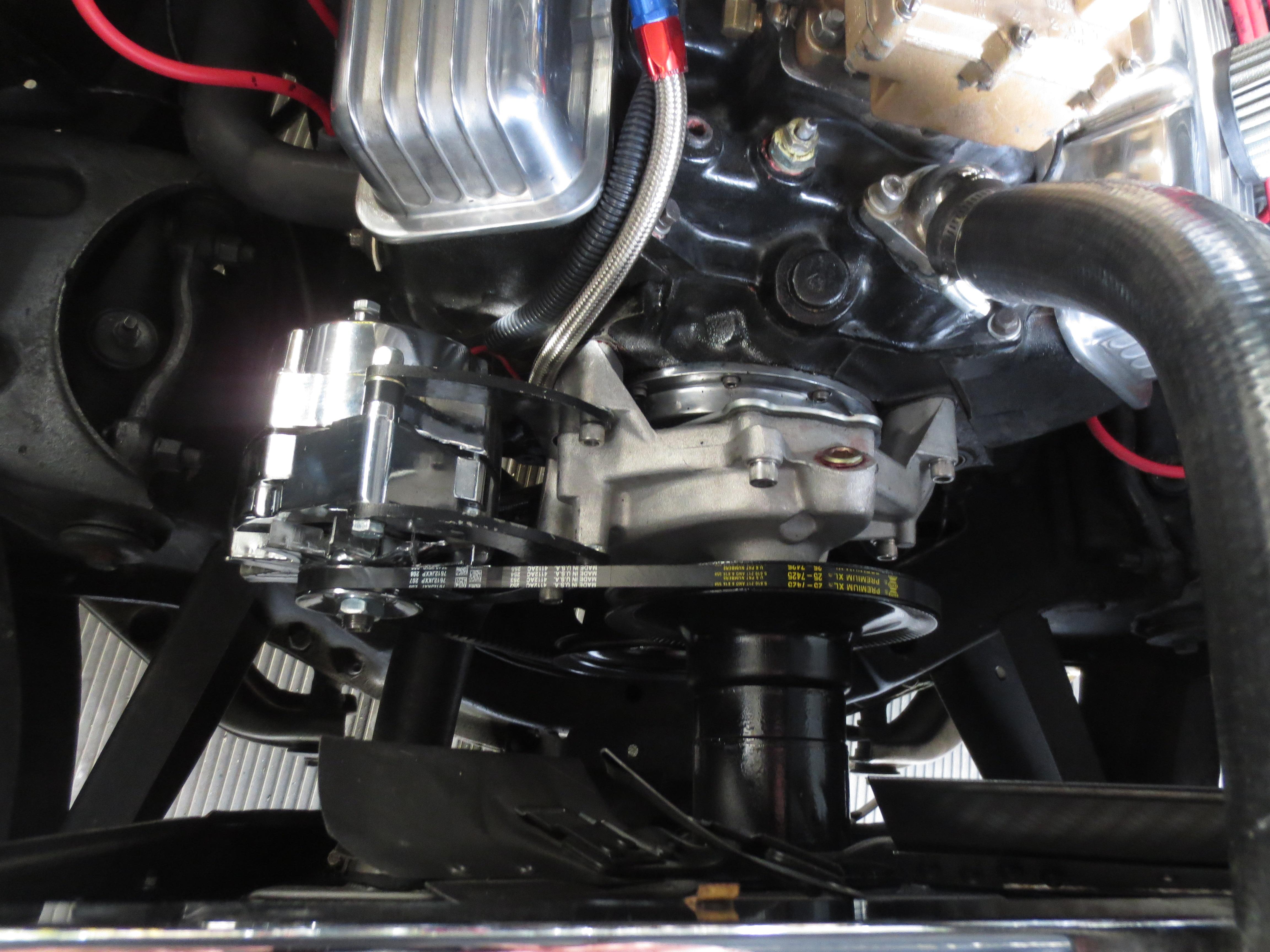 Heater diagram sbc hose Free Chevrolet