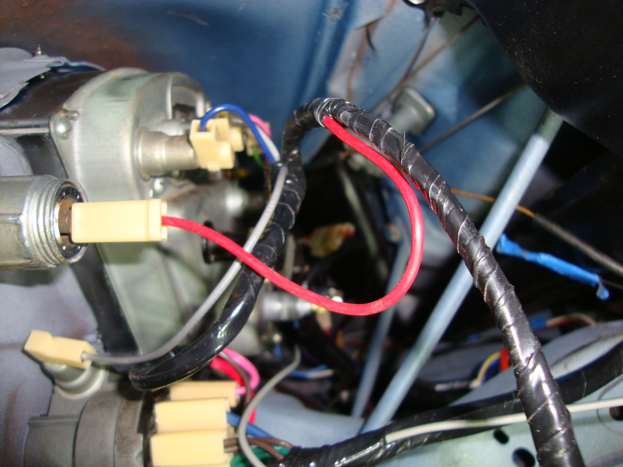 55 Chevy Instrument Cluster Wiring Diagram from www.trifive.com