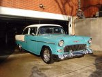 MikeKy55's 1955 Chevy Belair 2 door sedan