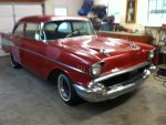 57 MSC's 57 Chevy 2 dr Post