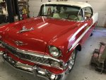 56ls408 Chevy Bel air