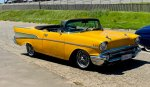 Marius-57's 1957 Chevrolet Bel-Air Convertible