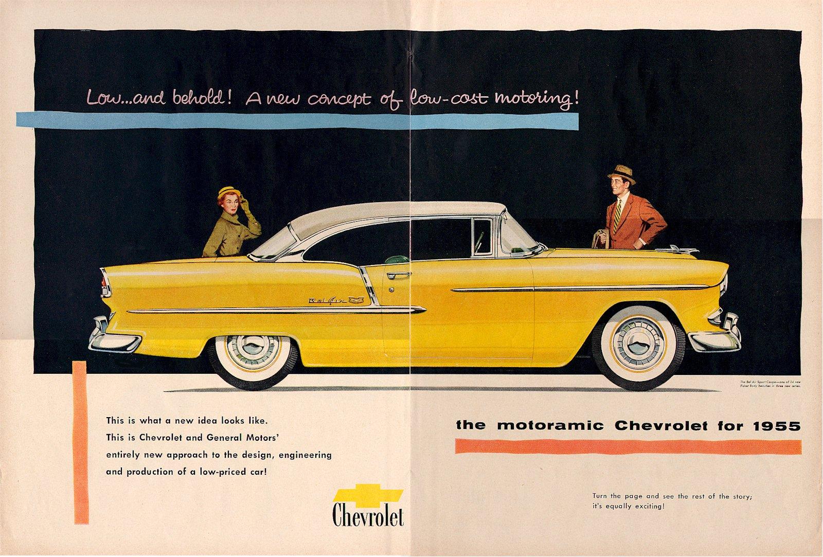 chevrolet advertisement analysis