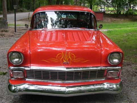 Mercury '49 Cab Picture