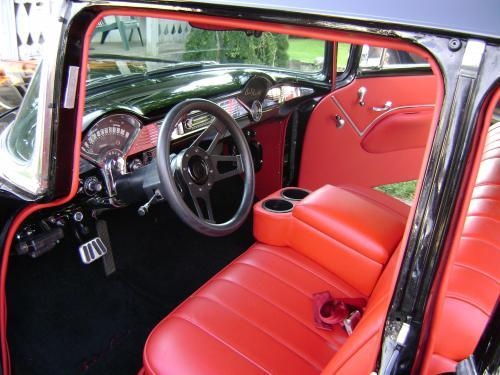 Please Post Interior Pics Trifive Com 1955 Chevy 1956
