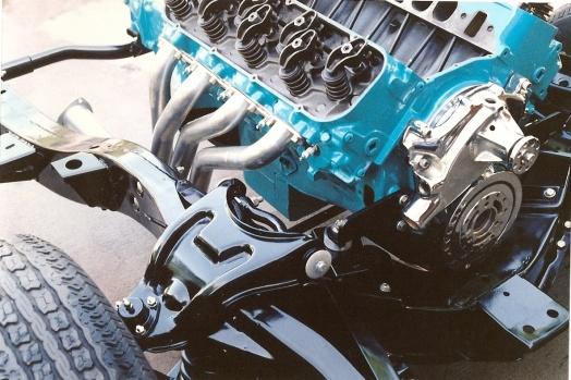 Hurst Engine Converstion Eng Tranny Mounts Page 3