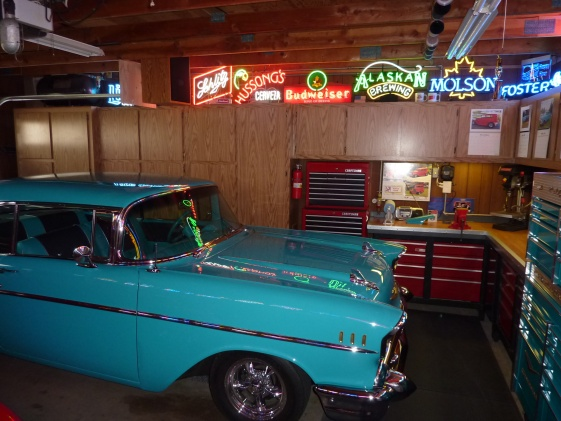 Garage Remodel Completed Trifive Com 1955 Chevy 1956