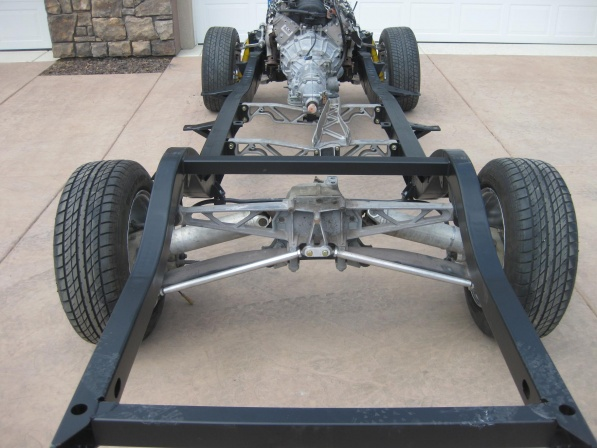 C4 Rear-End mocked up - Page 2 - TriFive com, 1955 Chevy