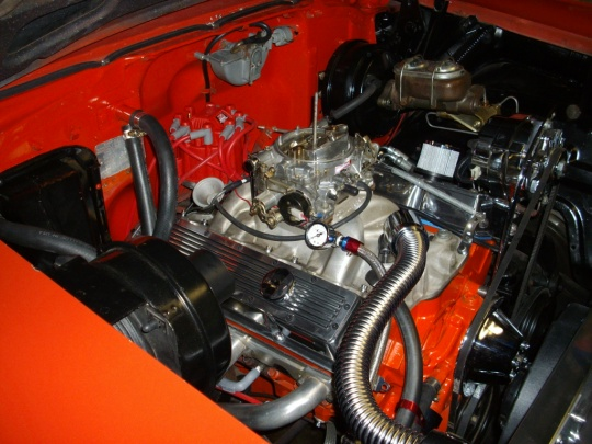 Hook Up Vacuum Advance Edelbrock Carb