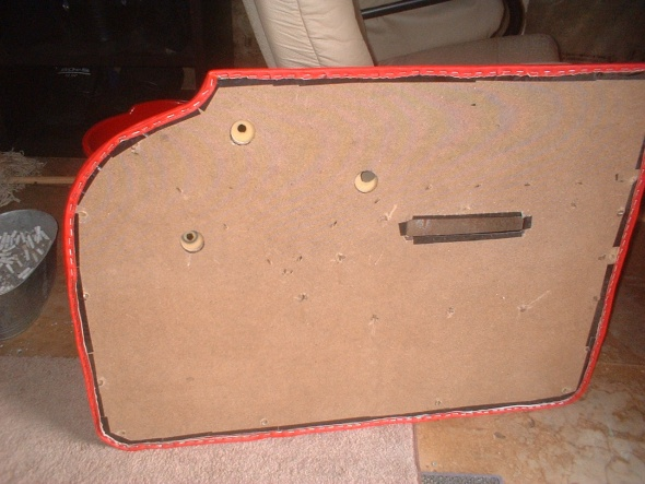 glue or staple covers over door panels 1955 chevy 1956 chevy 1957 chevy forum. Black Bedroom Furniture Sets. Home Design Ideas