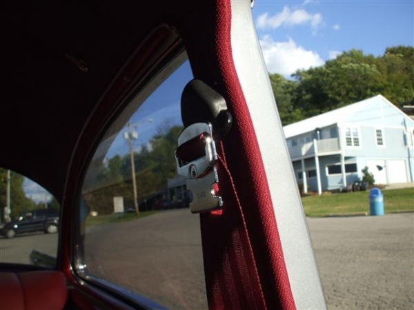 3 Point seat belts - TriFive com, 1955 Chevy 1956 chevy 1957