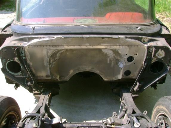 Titanium 57 Chevy Trifive Com 1955 Chevy 1956 Chevy