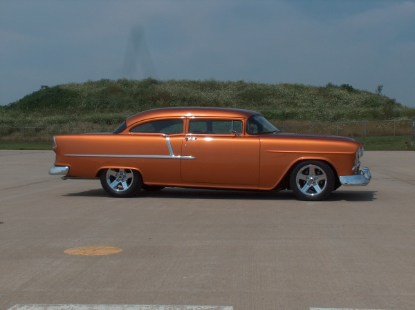 Chopped Top 55? - Page 3 - TriFive com, 1955 Chevy 1956