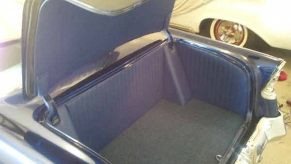 Nicest Custom Interiors On A Tri 5 1955 Chevy 1956 Chevy 1957 Chevy Forum Talk